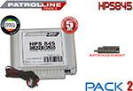 Alarme Patrol Line HPS845 - Pack 2