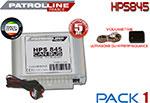 Alarme Patrol Line HPS845 - Pack 1